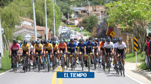 Vuelta a Colombia 2021 listo el recorrido oficial, 16 al 25 de abril - Ciclismo - Deportes