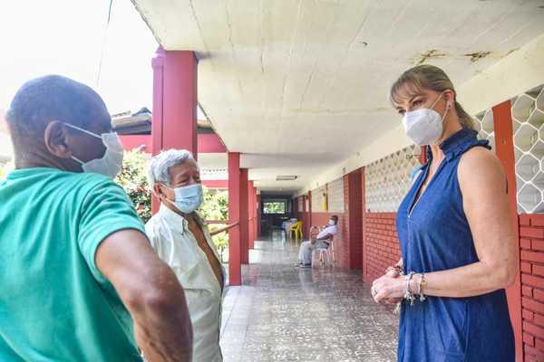 Centros de Protección de adultos mayores en Buenaventura