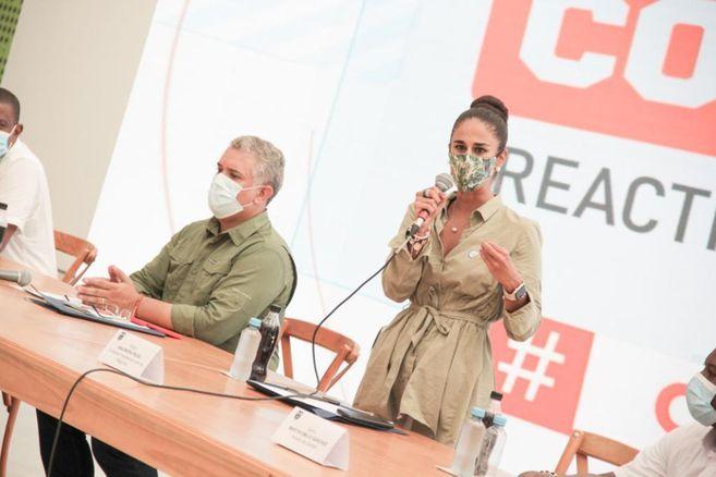 """""""Se ha hecho una intervención integral en Buenaventura"""": Consejera presidencial para las Regiones"""
