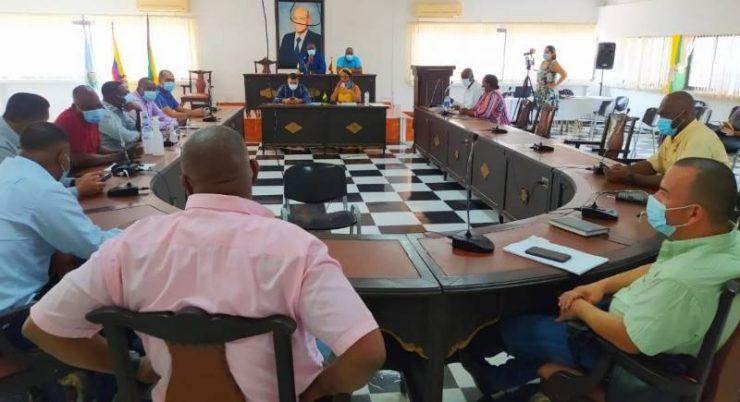 La proposición de moción de censura al secretario de gobierno distrital fue acompañada con la firmada de 16 de los 19 concejales