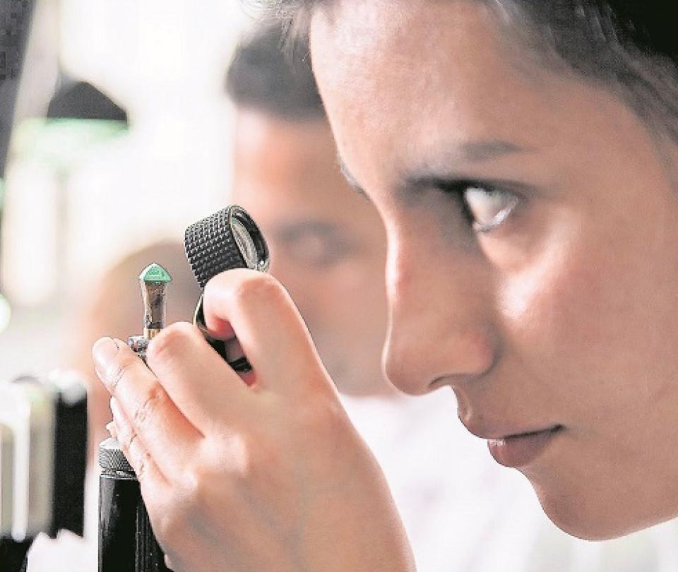 esmeraldas colombianas el 80 por ciento van al mercado de China | Economía