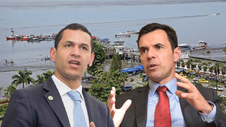 """Gobierno Santos no transfirió un peso a Buenaventura"": minInterior le responde a Guillermo Rivera"