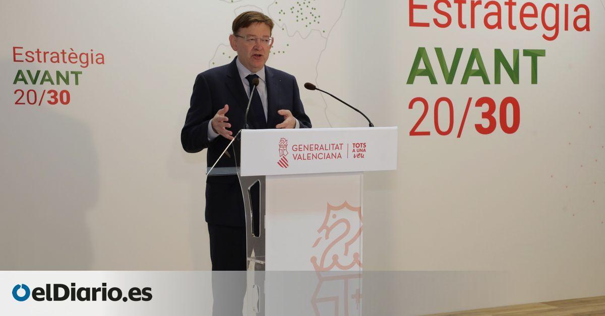 tecnología, formación y accesibilidad a los servicios públicos, entre los proyectos de la Generalitat Valenciana