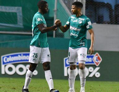 Deportivo Cali: tercer empate en línea y liderando a dos puntos del Tolima