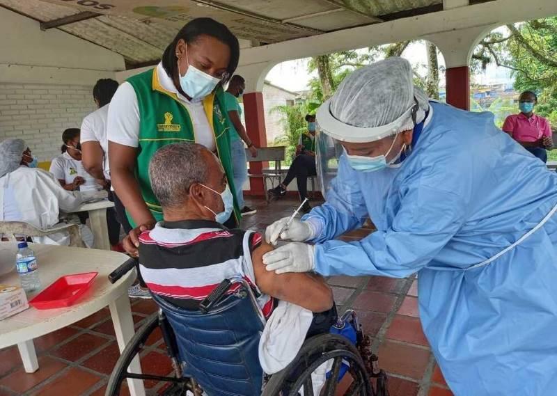 Buenaventura ocupa el último lugar en el listado de avance de vacunación