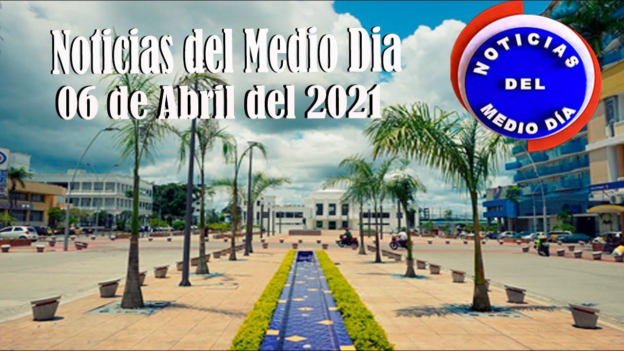 Noticias Del Medio día Buenaventura 06 de Abril de 2021   Noticias de Buenaventura, Colombia y el Mundo