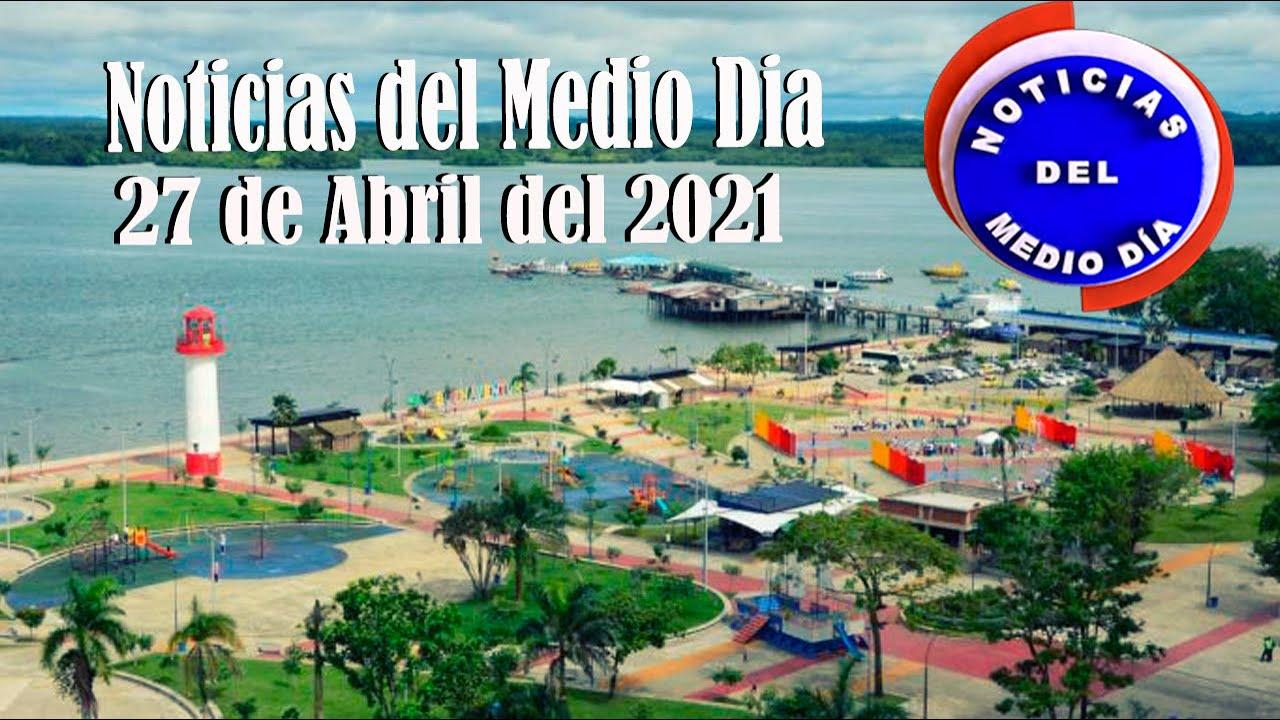 Noticias Del Medio día Buenaventura 27 de Abril de 2021 | Noticias de Buenaventura, Colombia y el Mundo