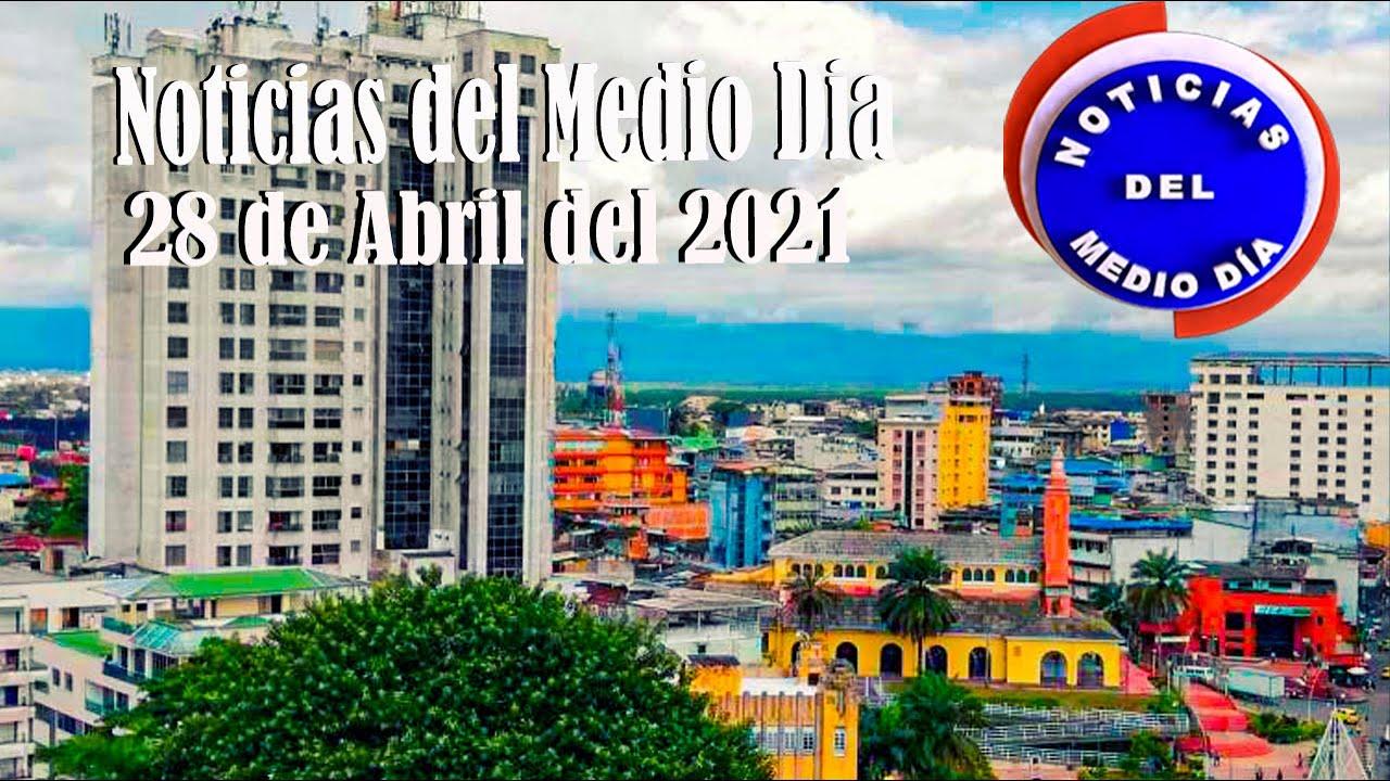 Noticias Del Medio día Buenaventura 28 de Abril de 2021 | Noticias de Buenaventura, Colombia y el Mundo