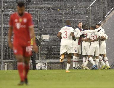 Así es como cubrimos la victoria del PSG por 3-2 contra el Bayern de Múnich