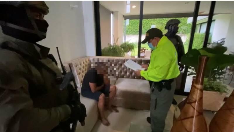 La captura con fines de extradición de Omar Ambuila