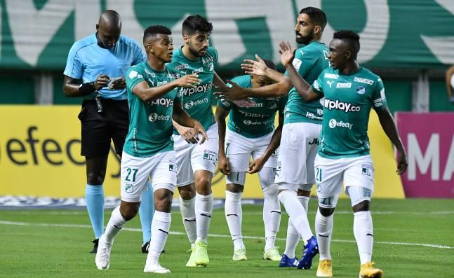 Deportivo Cali respira aires de tranquilidad después de asegurar cupo en los ocho