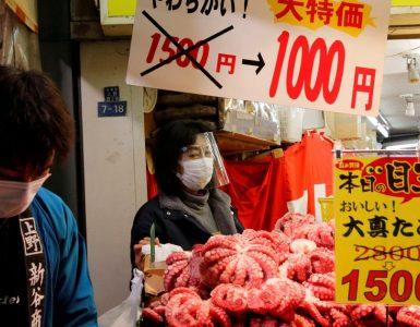 Doble caída: Japón corre el riesgo de recesión si se declara una nueva emergencia por COVID