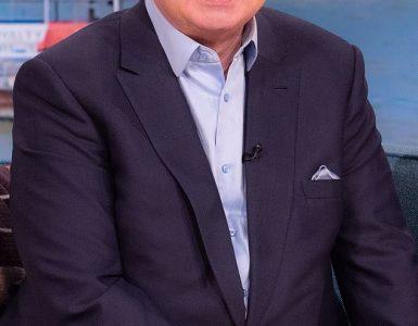 Logro: Eamonn Holmes ha dicho que su mayor logro es 'sobrevivir' a la industria de la televisión durante los últimos 41 años.
