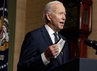 El presidente de EE.UU., Joe Biden