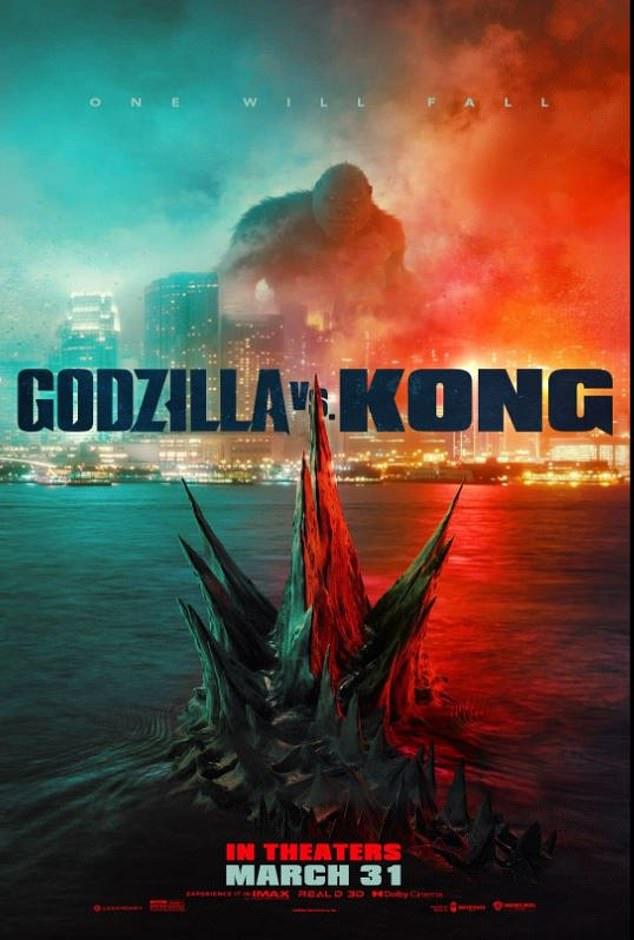 Éxito de taquilla: después de más de un año de fines de semana de apertura insignificantes (e inexistentes) debido a la pandemia de COVID-19, la taquilla está volviendo a la vida con Godzilla vs. Kong