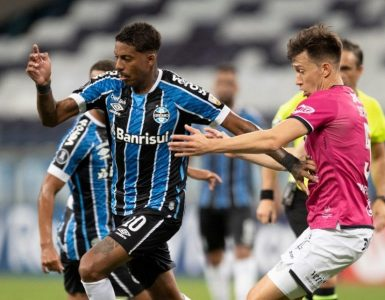 Gremio perdió 1-2 ante Independiente del Valle y quedó eliminado en Copa Libertadores