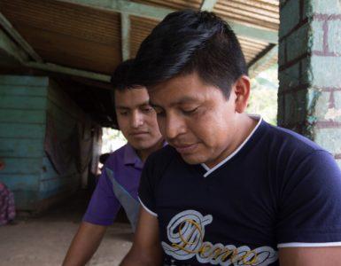 Guatemaltecos desesperados 'arriesgando sus vidas' en viaje a EE. UU.