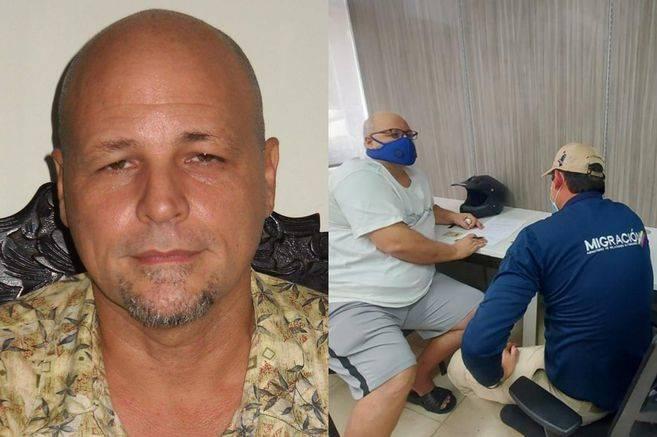 Expulsan a Javier Spindola presunto narcotraficante de EE.UU. que se escondía en Colombia