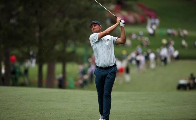 Justin Rose, el líder después de una trepidante primera jornada en el Masters de Augusta