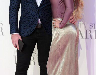 'No estamos divorciados': Kieran Hayler, de 34 años, ha afirmado que todavía está casado con Katie Price, de 42, a pesar de que ella afirmó que su divorcio se finalizó en marzo (en la foto de febrero de 2017)