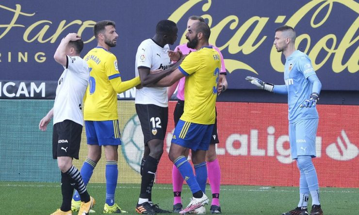 LaLiga: el problema del racismo en el fútbol continúa