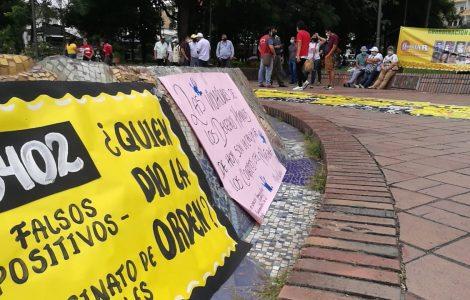 Según las organizaciones sindicales, la vida de los excombatientes firmantes del acuerdo de paz corre peligro.