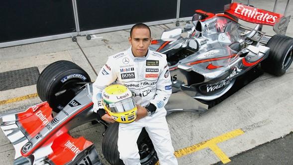 Lewis Hamilton, el piloto que parece invencible