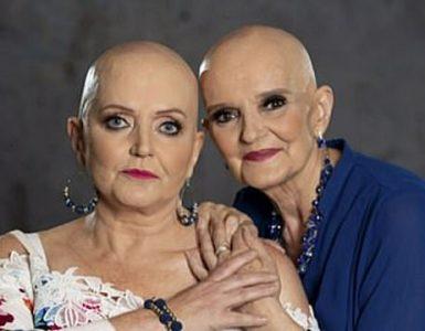 'Vives con eso durante unos años': Linda (izquierda) y Anne Nolan (derecha) admitieron el viernes que solían vivir con el temor de que el cáncer regresara y creían que cualquier enfermedad era una señal de que había regresado.