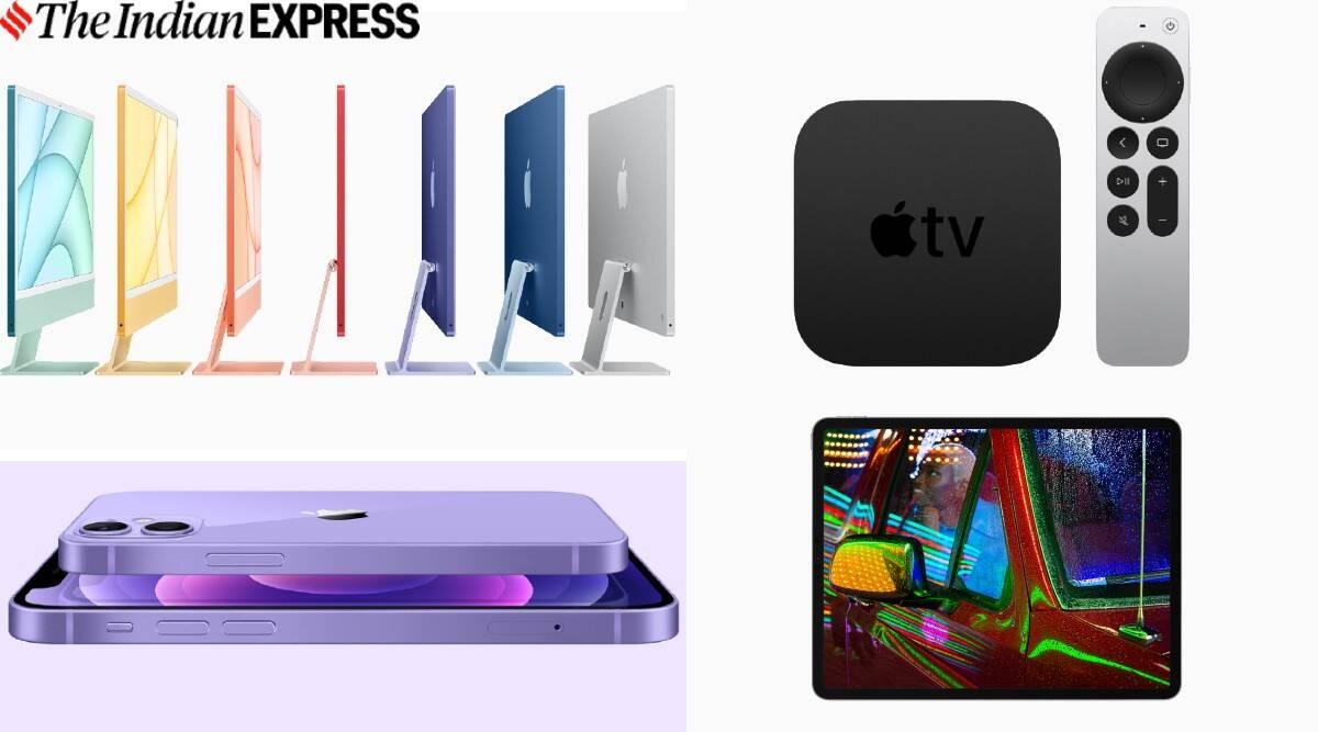 Los nuevos iMac, iPad Pro y Apple TV 4K de Apple ya están disponibles para pedidos anticipados