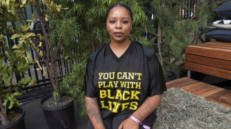 """""""Es una ofensiva de la derecha"""": Cofundadora de Black Lives Matter rechaza críticas por sus gastos millonarios en propiedades de lujo"""