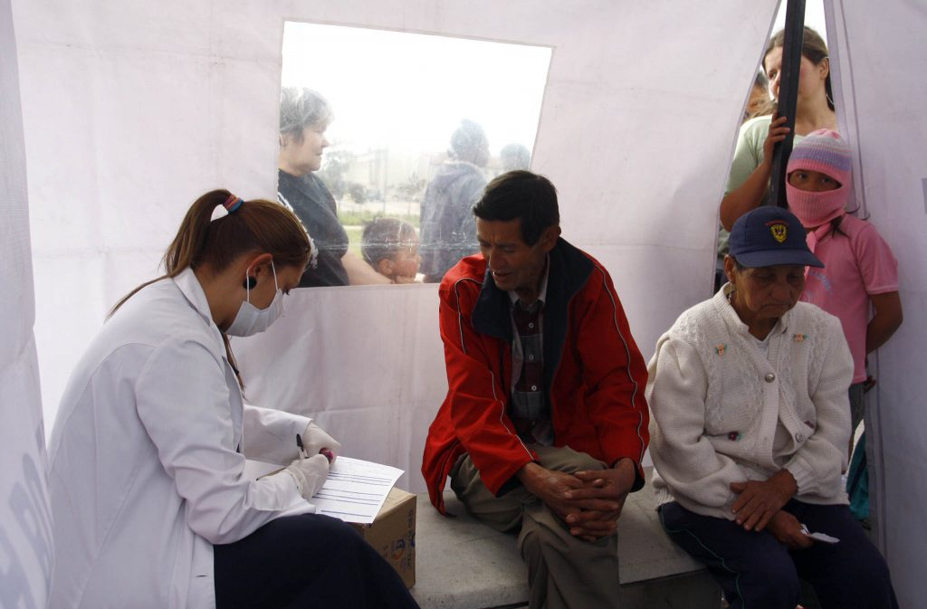 No descuide su salud por la pandemia