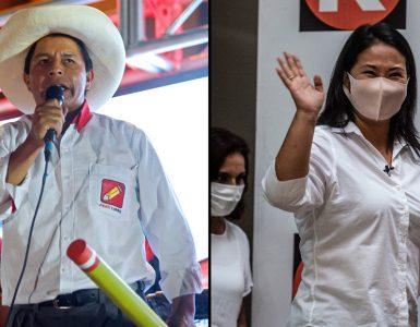Un inesperado balotaje en Perú: ¿podrá Pedro Castillo ganar a Keiko Fujimori en la segunda vuelta?