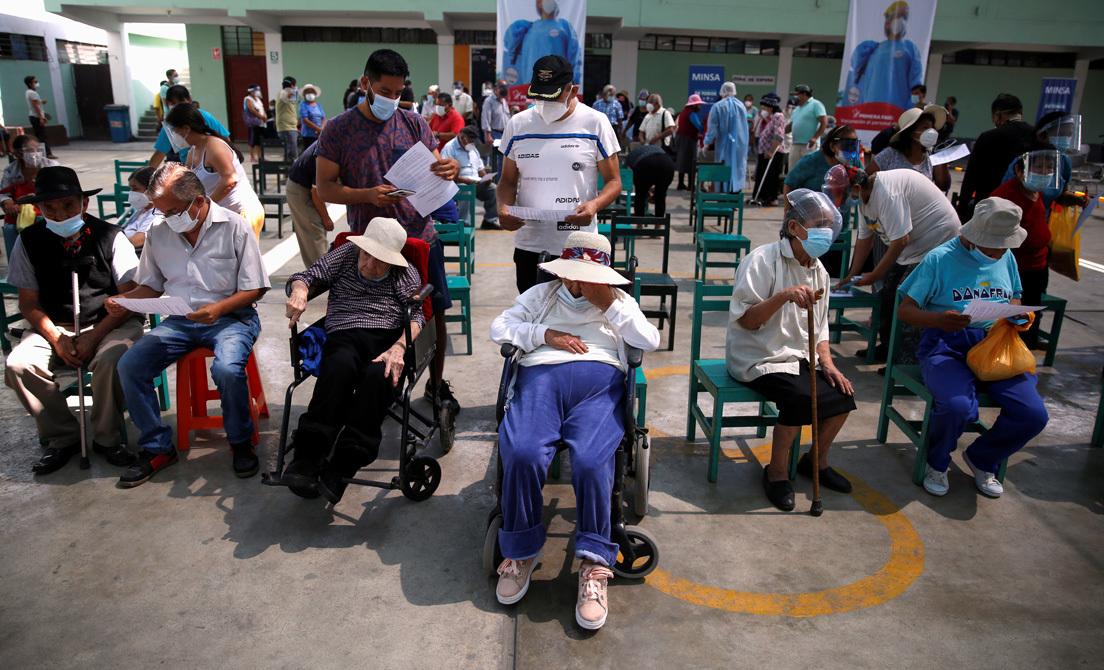 Perú va a elecciones generales en medio de la segunda ola de covid-19 y bajo un clima de desconfianza en la política