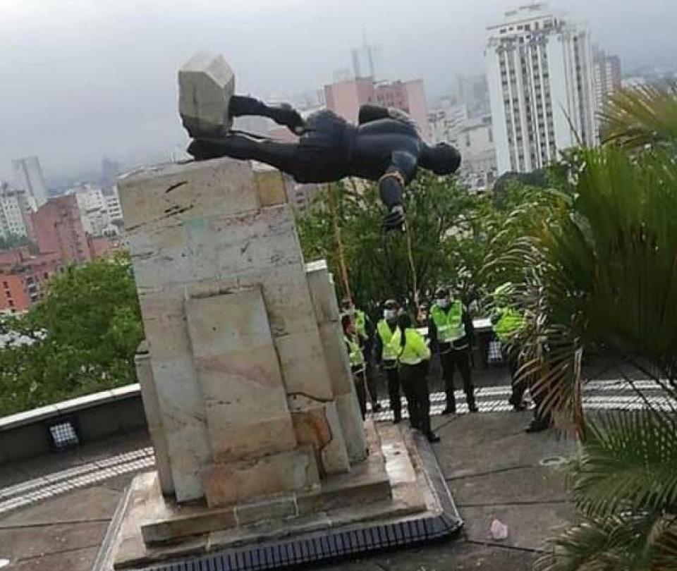 Protestas en Colombia: inician movilizaciones en Medellín,Barranquilla, Cali, Cartagena y Bucaramanga hoy | 28 abril 2021 | Economía