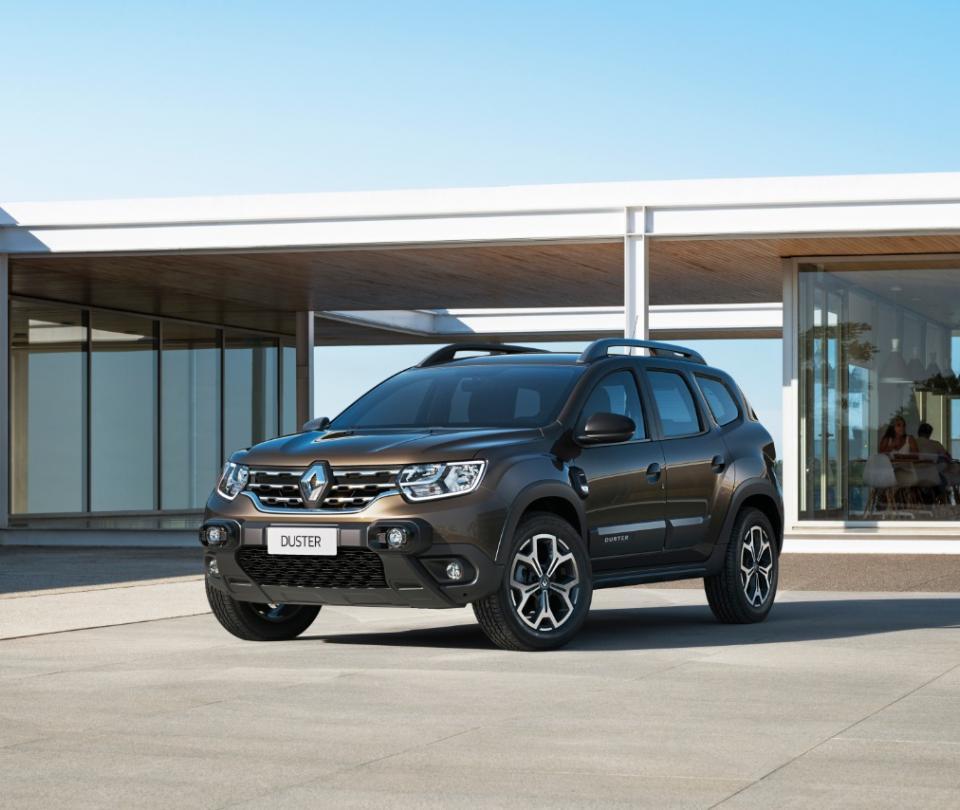 Renault presentó la renovación total de la Duster | Economía