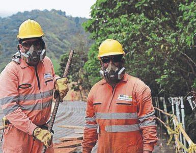 Se han adjudicado 72% de las obras de 'Vías para la legalidad' | Infraestructura | Economía