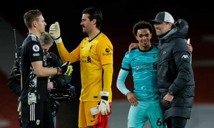 Trent Alexander-Arnold se inspira en la omisión de Inglaterra | Liverpool