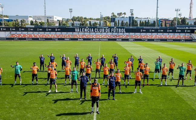 """Valencia llegará """"hasta el final"""" por Diakhaby"""