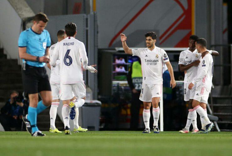 Vinicius Junior acelera y el Real Madrid toma la delantera en el partido de ida – Futbol en Línea