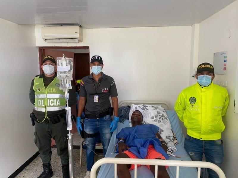 Capturado en Buenaventura por el presunto punible de homicidio y porte ilegal de armas.