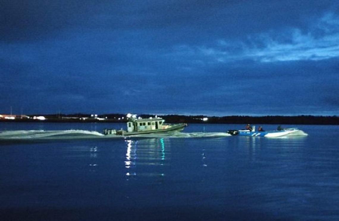 Armada incautadas más de 2,7 toneladas de narcóticos en mar de Buenaventura