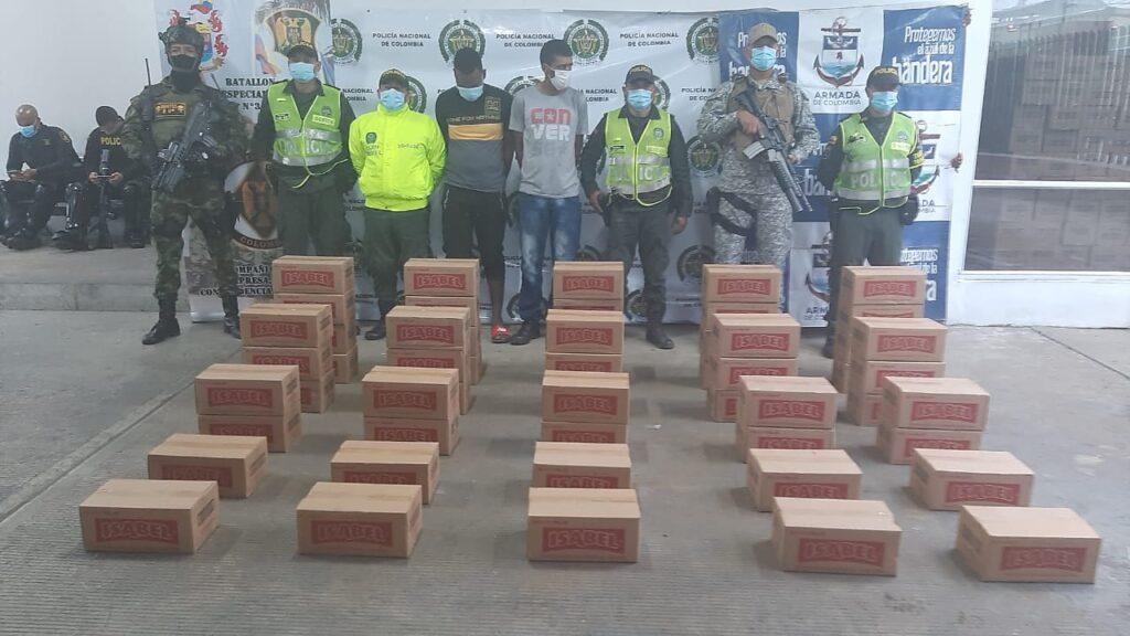 Recuperan camión hurtado con carga avaluada en 300 millones en Buenaventura