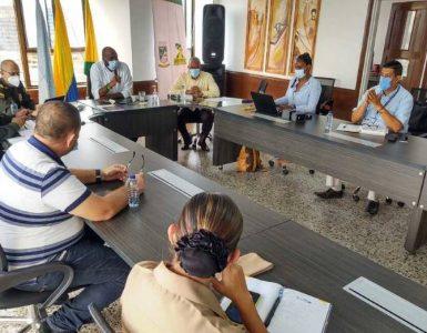 Se llevó a cabo Consejo de Seguridad en Buenaventura