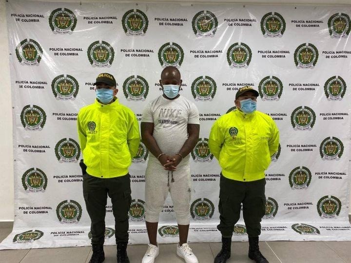 Privado de la libertad presunto miembro de la banda criminal La Empresa por homicidio