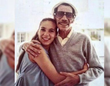 Carmen Valdéz, hija del recordado personaje 'Don Ramón', sorprendió a sus más de 114.000 seguidores en Twitter con un video en el que aparece su padre diciendo el nombre completo de don Ramón