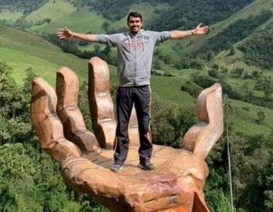 A Jorge Felipe le quitaron la vida haciendo deporte en cerro de las Tres Cruces de Cali