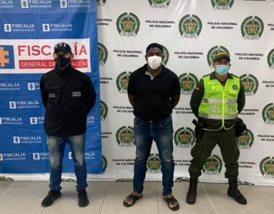 Cárcel en Buenaventura para un hombre por presuntas agresiones a su compañera sentimental