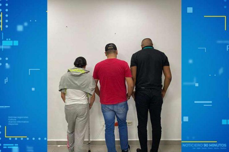 Parte de la cocaína en Buenaventura, se la habrían quedado los tres uniformados