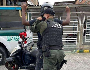 10 capturados en Buenaventura en el Plan Semana Santa segura y con Autocuidado