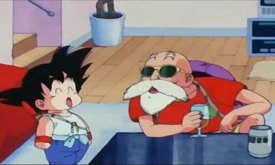 ¿Cuál de los seis maestros influyó más sobre la forma en que pelea Goku?